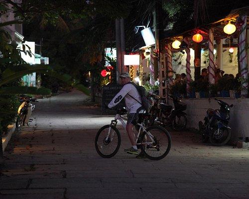 Phu Quoc on a bike