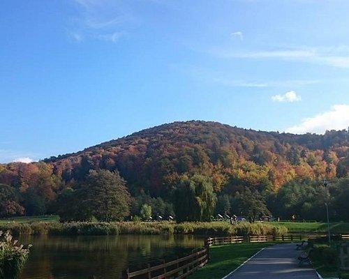 October at the lake