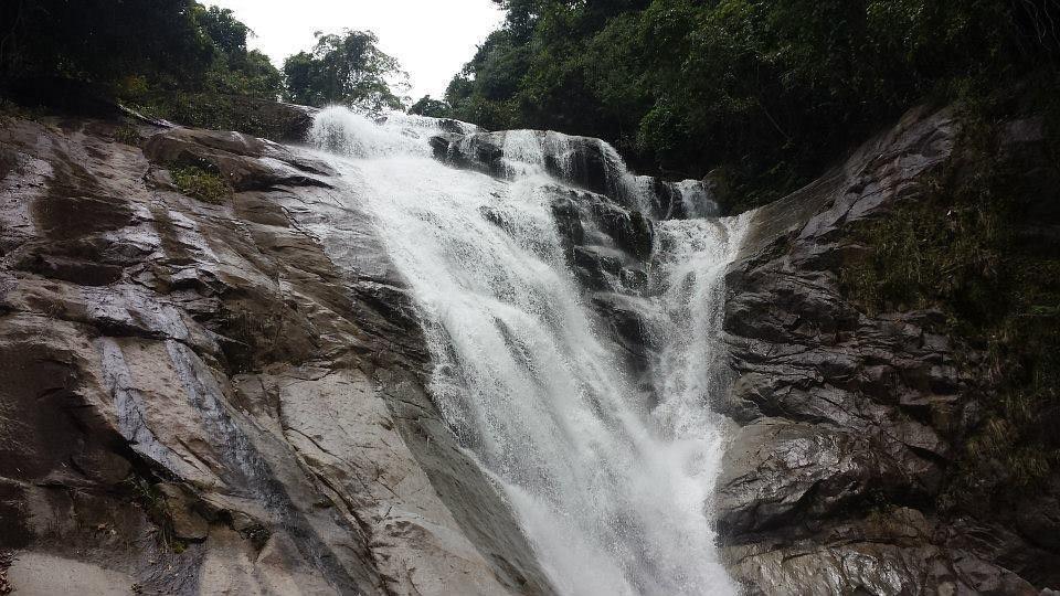 Jangkar Waterfall (Tier 1) at Kampung Jantan, Biawak, Lundu