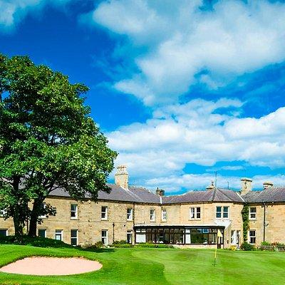 Alnmouth Golf Club, Foxton Hall