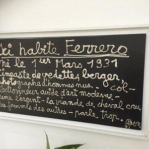 Espace Ferrero