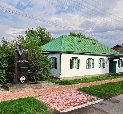 Музей Нечуя-Левицкого в с.Стеблев, возле Корсуня