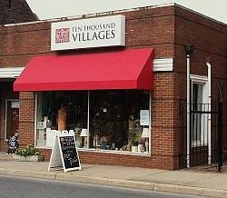 A street view of our store from Main St.
