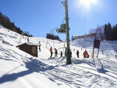 photo site web col ornon - Téléski de la station