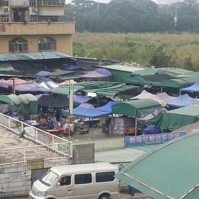 布吉農產品批發市場