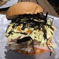 DIY burger in Legazpi City, Albay PH