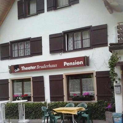 Das Galli-Theater im Bruderhaus