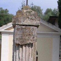 tomba del brigante Tiburzi, Capalbio