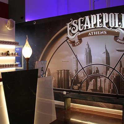 ESCAPEPOLIS LOBBY