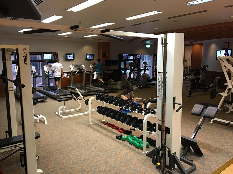 Sheraton Hanoi Hotel Gym Pictures Reviews Tripadvisor