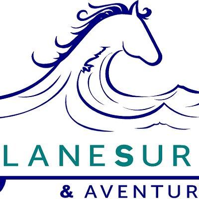 Logo Llanes Surf & Aventura