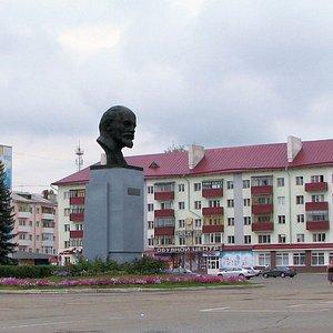 Памятник В.И. Ленину, Нефтекамск