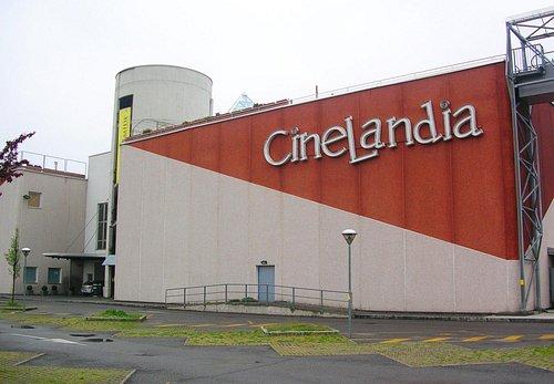 Questo è il Cinelandia di Gallarate in provincia di Varese