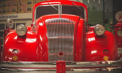 1940 Dodge Airflow Tanker - one of only 3 restored in the world
