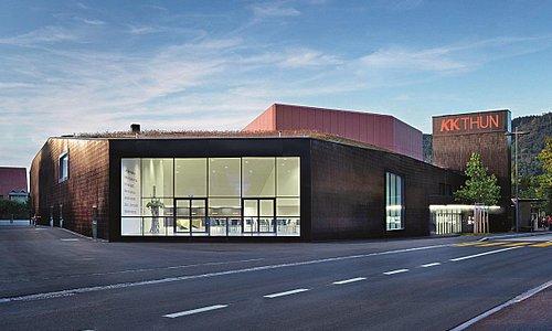 KKThun, Kultur- und Kongresszentrum Thun