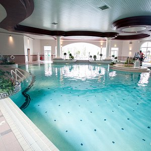 The Pool at the Rochestown Park Hotel