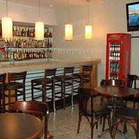 Bar da entrada