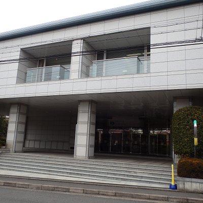 ミュージアムの建物