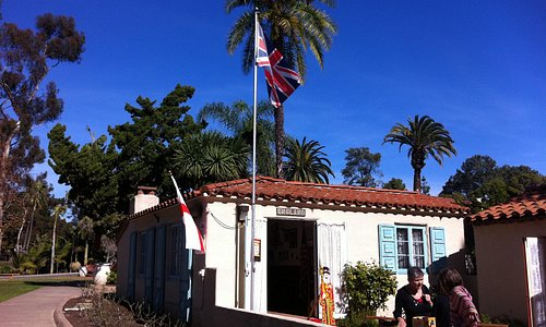 House of Pacific Relations International Cottages