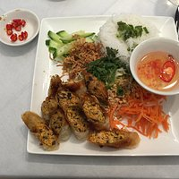 Wow! Authentic bun cha gio!! Highly recommended and for every Londoner a must to try!
