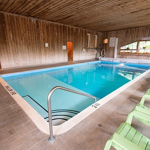 The Pool at the Shamrock Lodge