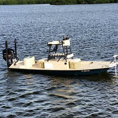 Captain George's New Shoalwater Fishing Boat