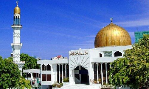 Мечеть Великая Пятница