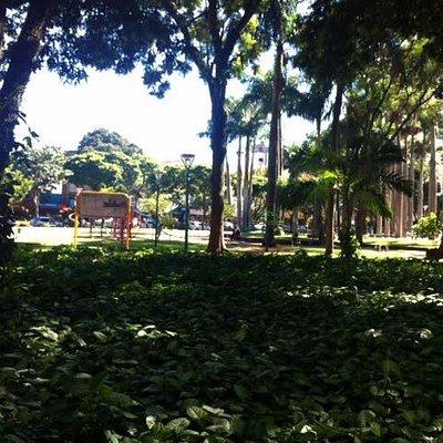 Praça Napoleão Moreira da Silva