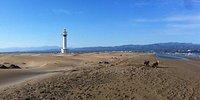 Playa La Punta del FangarPlaya La Punta del Fangar