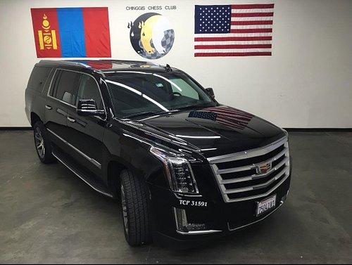 Cadillac ESC 2015