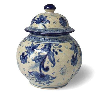 Talavera pottery from Puebla