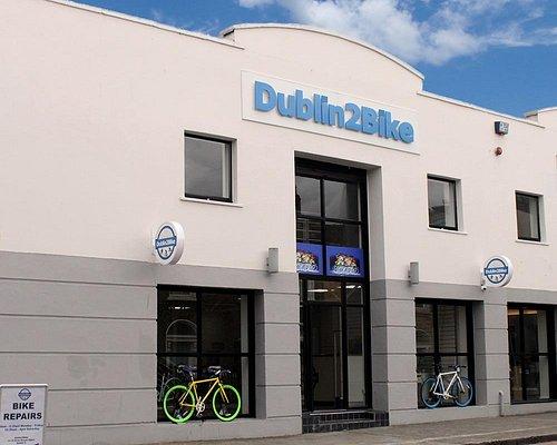 Dublin2Bike