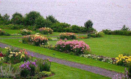 Gardens at thr Inn