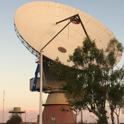 Our 30metre dish
