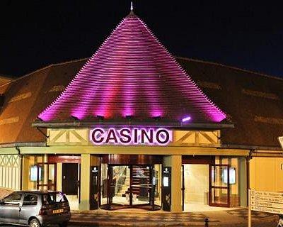 Entrée du Casino