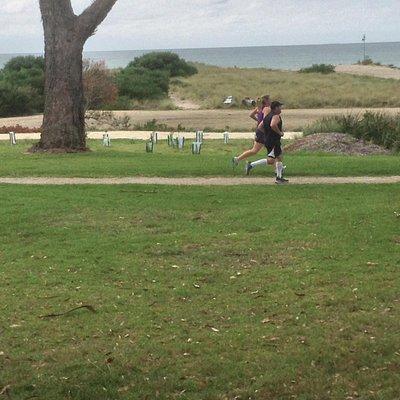 Annual October Bridport Fun Run