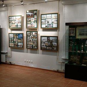 Экспозиция Музея истории Кронштадта