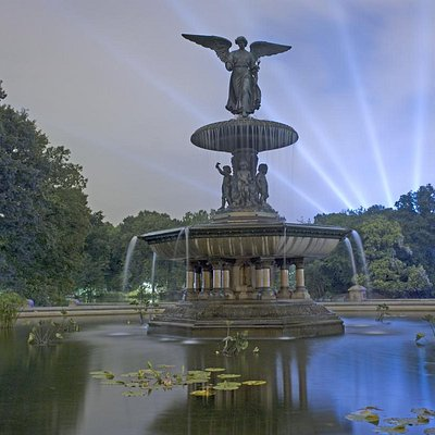 Magic in the Moonlight | night photography with a tripod in Central Park