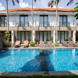 The Pool at the Puri Maharani Boutique Hotel & Spa