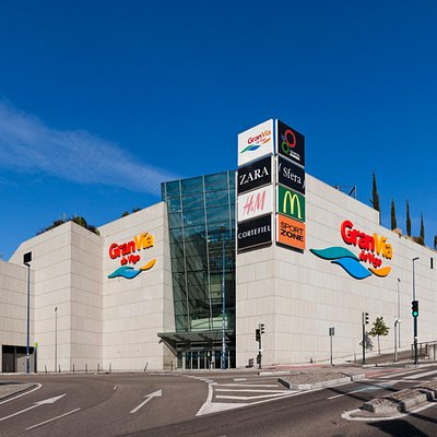 Exterior del Centro Comercial Gran Vía de Vigo