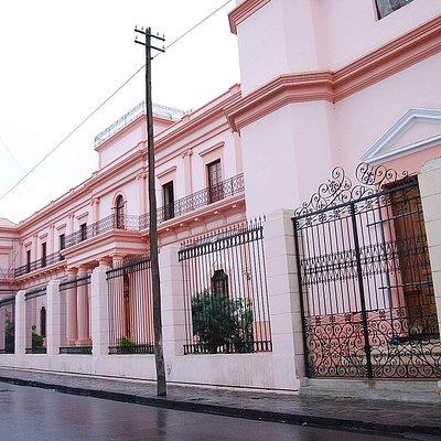 Fachada del Seminario Diocesano.