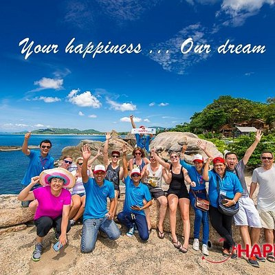 Your happiness Our dream