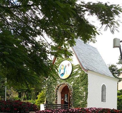 Santuário da Mãe Peregrina Três Vezes Admirável de Schoenstatt - Atibaia