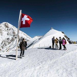 Jungfraujoch - Top of Europe!