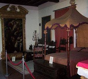 La sala principale del museo