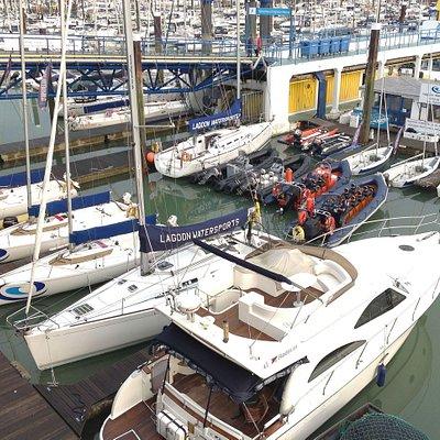 Lagoon Watersports @ Brighton Marina