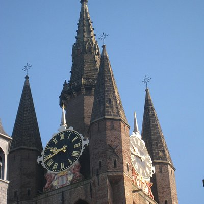 Old Jan is another Old Delft story...