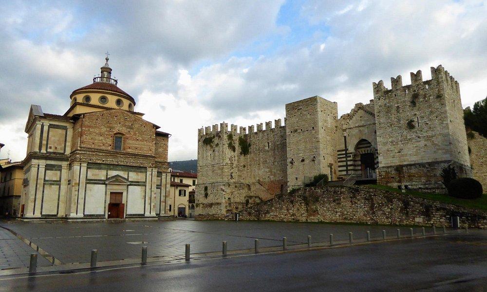 L'immensa Piazza a Prato