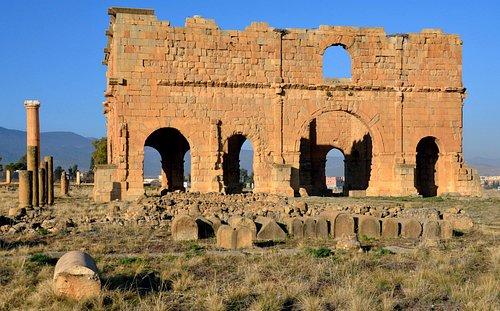 Lambese Ruins