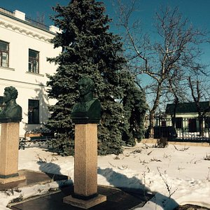 Suvorov Military and History Museum
